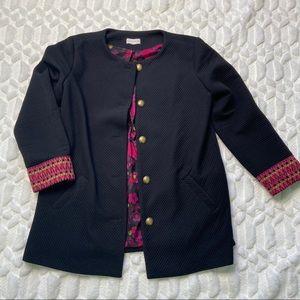 Susan Graver Blazer / Jacket - XL
